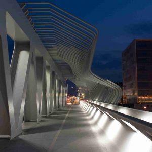bureau d'étude éclairage Pont St Nazaire